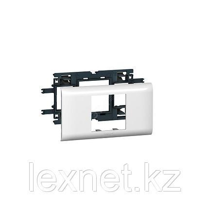 Суппорт/Рамка 6 Модулей DLP Крышка 65мм, фото 2