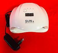 UV-LED Лампа SUN Х 54W профессиональная лампа для сушки ногтей сан х , фото 1