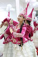 Пошив казахских платьев на заказ от Richton студии.