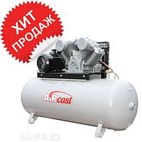 Поршневой компрессор с электродвигателем Remeza Aircast СБ4/Ф-500. LТ 100, фото 1