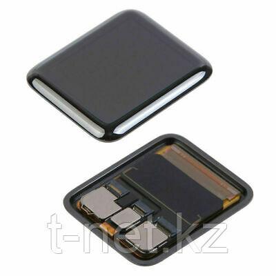 Дисплей APPLE WATCH 3rd series 38mm с сенсором, цвет черный