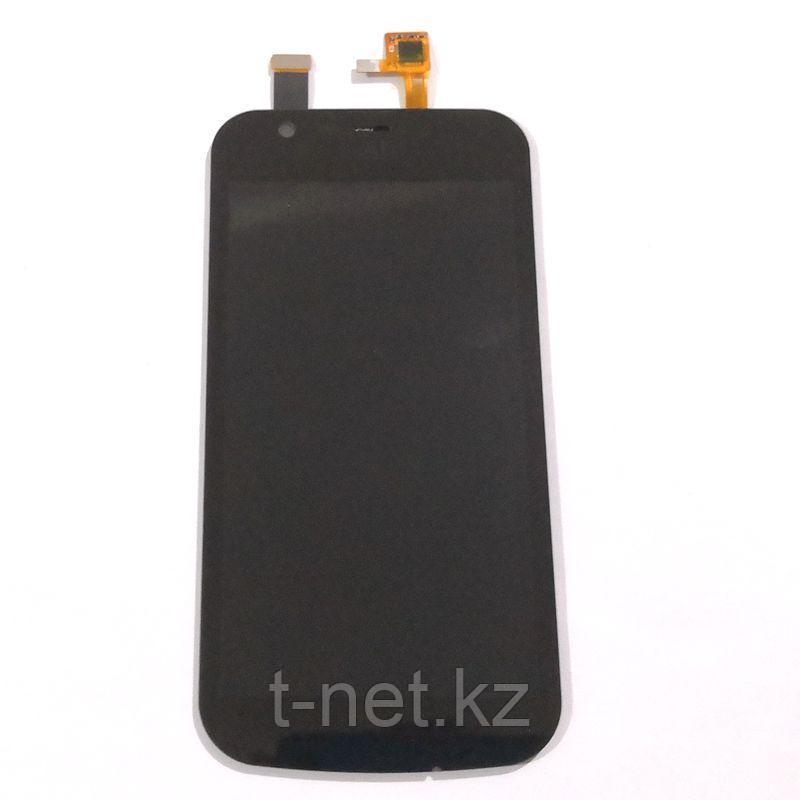 Дисплей NOKIA 1 TA-1047 сенсором, цвет черный