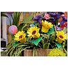 Румбокс Крыльцо Лилии со светодиодной подсветкой DIY House Lily's Porch, фото 5