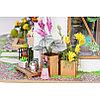 Румбокс Крыльцо Лилии со светодиодной подсветкой DIY House Lily's Porch, фото 6