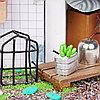 Румбокс Крыльцо Лилии со светодиодной подсветкой DIY House Lily's Porch, фото 7