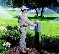 Запуск весной систем автоматического полива