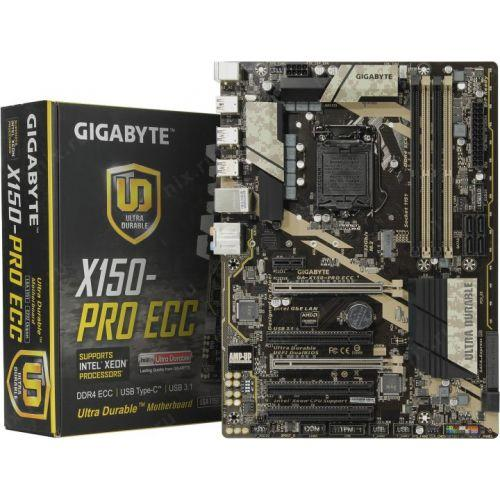 Материнская плата Gigabyte GA-X150-PLUS