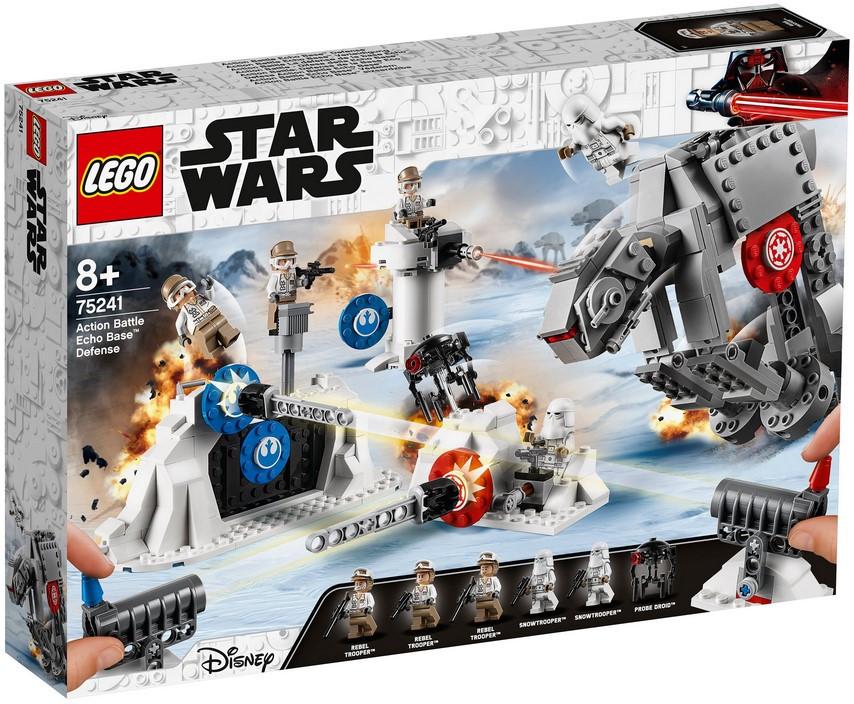 75241 Lego Star Wars Защита базы «Эхо», Лего Звездные войны