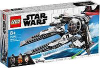 75242 Lego Star Wars Перехватчик TIE Чёрного аса, Лего Звездные войны