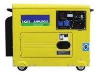 Передвижной дизельный генератор Aksa AAP-4200 DE