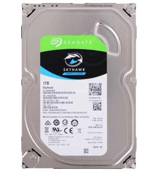 "Жесткий диск HDD 1000 Gb Seagate SkyHawk SATA III (ST1000VX005) (3.5"")"