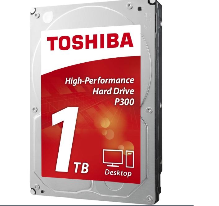 "Жесткий диск HDD 1000 Gb Toshiba SATA III (HDWD110UZSVA) (3.5"")"