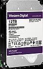 "Жесткий диск HDD 12Tb Western Digital 256Mb Purple SATA III (WD121PURZ) (3.5"")"