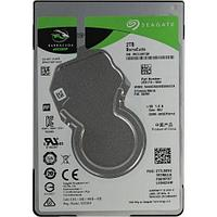 "Жесткий диск HDD 2000 Gb Seagate Barracuda, 2.5"", 128Mb, SATA III"