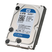 "Жесткий диск HDD 2000 Gb Western Digital (WD20EZRZ), 3.5"", 64Mb, SATA III"