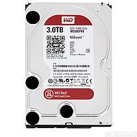 "Жесткий диск HDD 3000 Gb Western Digital (WD30EFRX), 3.5"", 64Mb, SATA III"
