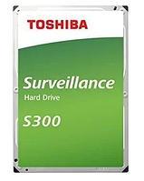 """Жесткий диск HDD 4000 Gb Toshiba X300 (HDWE140UZSVA), 3.5"""", 128Mb, SATA III"""
