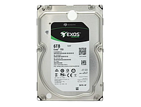 "Жесткий диск HDD 6000 Gb Seagate Enterprise Capacity (ST6000NM0115), 3.5"", 256Mb, SATA III00rpm."