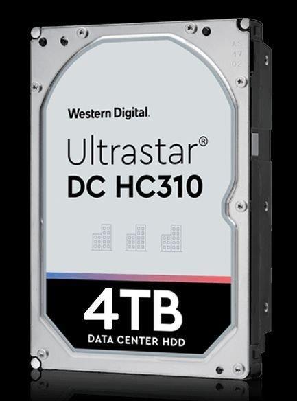 """Жесткий диск HGST Ultrastar DC HC310 4 Тб SATA (HUS726T6TALE6L4) (3.5"""")"""