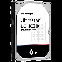 "Жесткий диск HGST Ultrastar DC HC310 6 Тб HUS726T6TALE6L4 SATA 3(HUS726T6TA) (3,5"")"