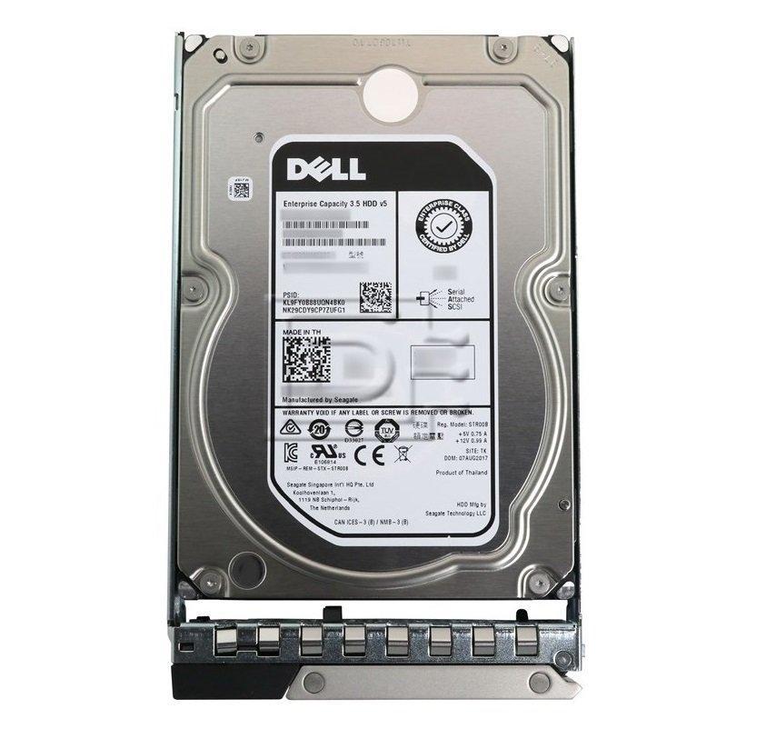 Серверный жесткий диск HDD Dell SATA Hot-plug Hard Drive,13G (400-AEFB) (3.5)