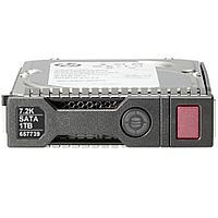 "Серверный жесткий диск HDD HP Enterprise 1TB SATA (861691-B21) (3.5"")"