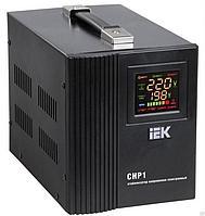 Стабилизатор напряжения однофазный 5 кВА СНР1-0-5 кВА IEK