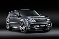 Обвес Startech на Range Rover Sport
