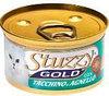 STUZZY GOLD консервы для кошек Мусс, Индейка и Ягненок 85гр