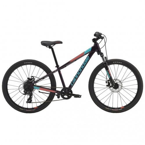 Велосипед Cannondale 24 F Kids Trail - 2019