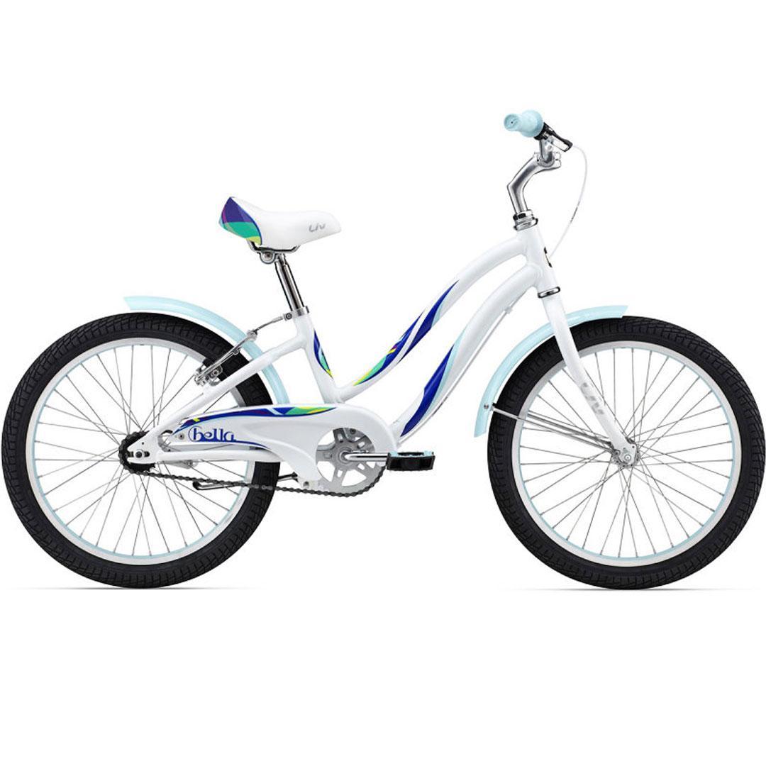 Велосипед подростковый Giant Bella 20 (2016)