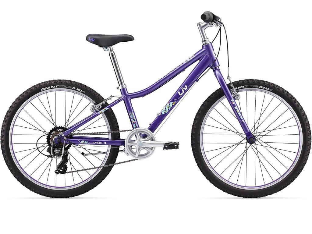 Велосипед подростковый Liv Enchant 24 Lite (2017)