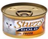 Stuzzy Gold Консервы для Кошек Мусс Форель - Штуззи Голд 85гр, фото 1