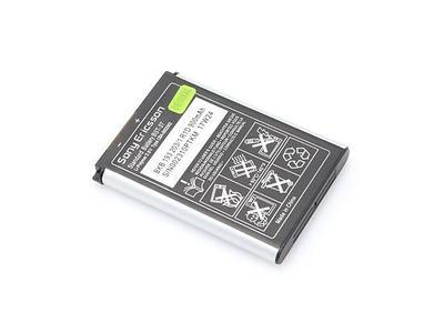 Аккумуляторы для мобильных телефонов Sony Ericsson