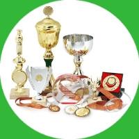 Кубки, медали (наградная символика)