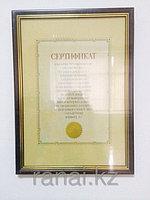 Пластиковые рамки для фотографий А4 формата в Алматы