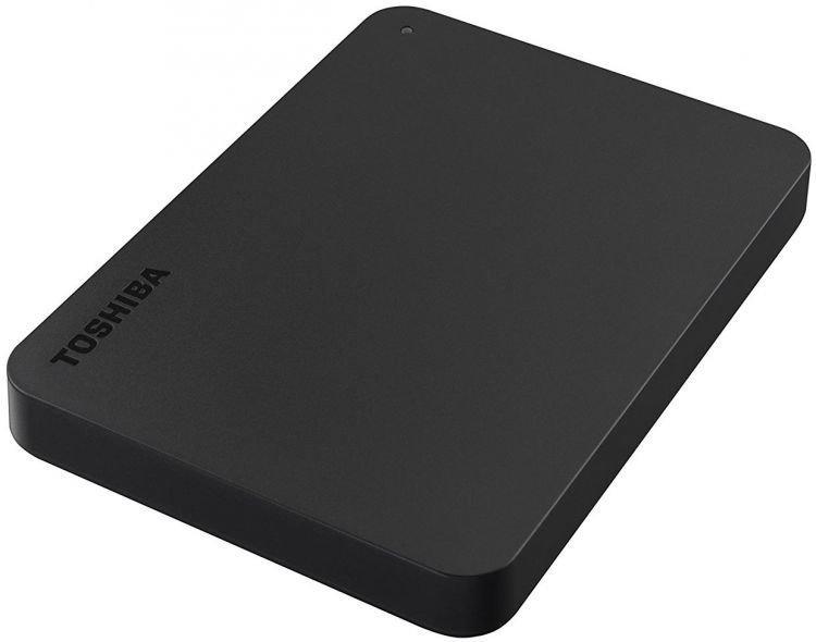 "Внешний жесткий диск HDD Toshiba Canvio Basics 1Tb USB 3.0 (HDTB410EK3AA) (2.5"")"