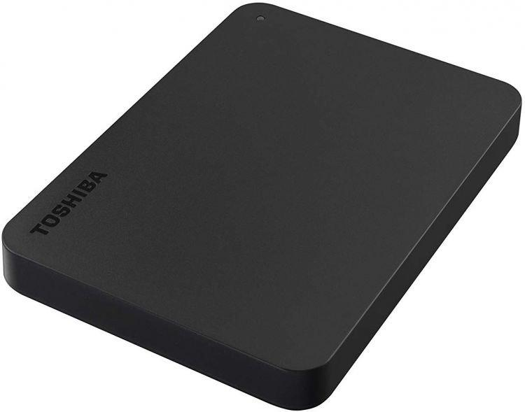 "Внешний жесткий диск HDD Toshiba CANVIO BASICS 500GB USB 3.0 (HDTB405EK3AA) (2.5"")"