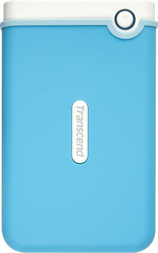 "Внешний жесткий диск HDD Transcend StoreJet 1TB USB 3.0 (TS1TSJ25M3B) (2.5"")"
