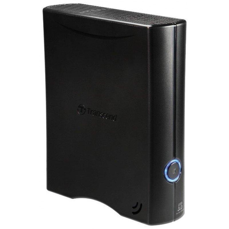 """Внешний жесткий диск HDD Transcend StoreJet 35T3 8TB USB 3.0 (TS8TSJ35T3) (3.5"""")"""
