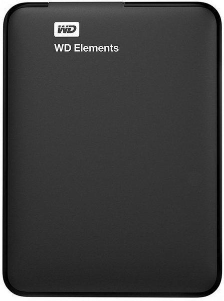 """Внешний жесткий диск HDD Western Digital Elements Portable 4Tb USB 3.0 (WDBU6Y0040BBK-WESN) (2.5"""")"""