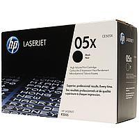 Картридж лазерный  HP CE505X  оригинал