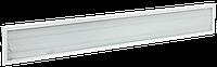Светильник светодиодный ДВО 6567-P 36Вт 4000К 1200х180х20 призма IEK