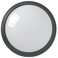 Светильник LED ДПО 5021 8Вт 4000K IP65 овал черный IEK