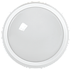 Светильник LED ДПО 5012Д 8Вт 4000K IP65 круг белый с ДД IEK