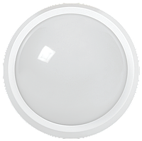 Светильник LED ДПО 5032Д 12Вт 4000K IP65 круг белый с ДД IEK