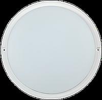 Светильник LED ДПО 4004 18Вт IP54 4000K круг белый IEK