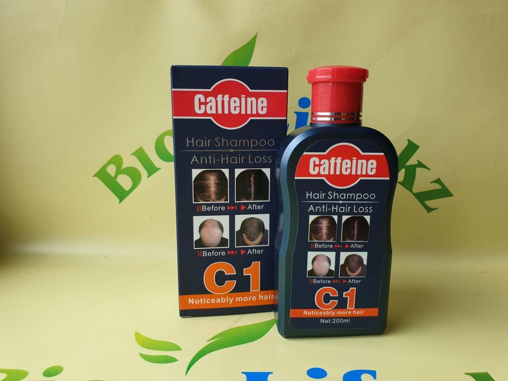 Шампунь от выпадения волос Caffeine Hair Shampoo Anti-Hair Loss C1  200ml.