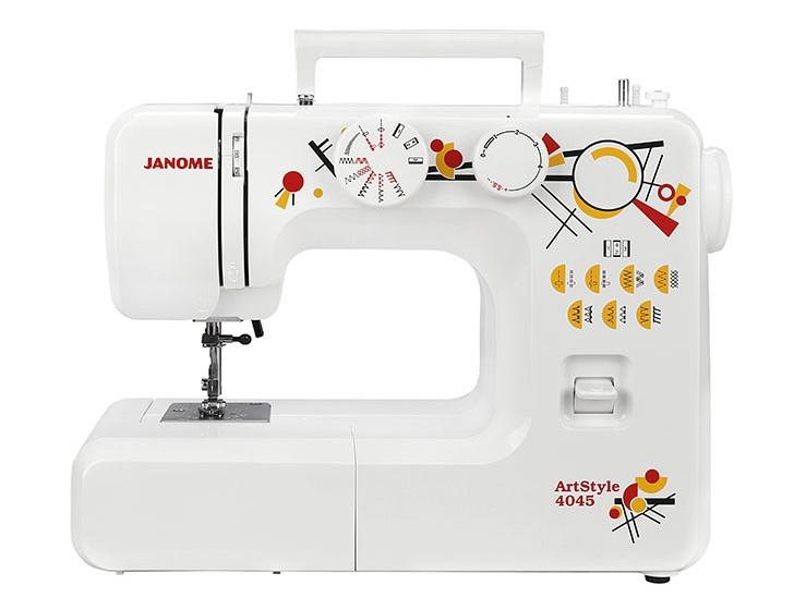 Janome ArtStyle 4045 Электромеханическая швейная машинка
