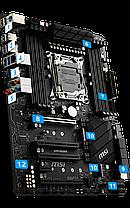 Материнская плата MSI X299 RAIDER LGA2066, фото 3